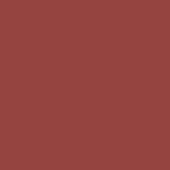 Peinture à La Chaux Rouge Terre Pour Décorer Un Mur à