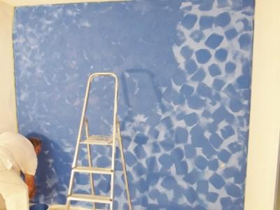 vid o d 39 application d 39 une peinture la chaux avec effet nuanc arcane industries. Black Bedroom Furniture Sets. Home Design Ideas