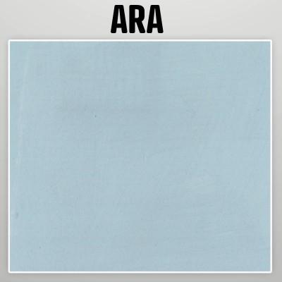 Peinture bleu ciel à l'argile