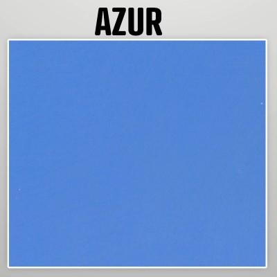 Peinture à la chaux bleu AZUR